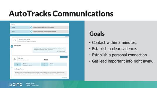 AutoTracks Communications